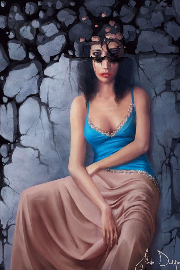 Марта Далиг (Marta Dahlig), Disintegration