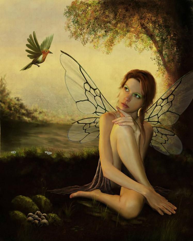 Марта Далиг (Marta Dahlig), Forest Fae