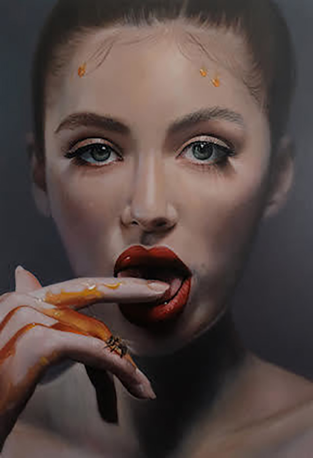 "Майк Даргас (Mike Dargas) ""Bee Loved"""