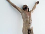 "Джон де Андреа (John De Andrea) ""Christ figure"""