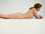 "Джон де Андреа (John De Andrea) ""Amber reclining"""