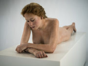 "Джон де Андреа (John De Andrea) ""Amber reclining - 2"""