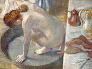 """Эдгар Дега (Edgar Degas), """"Ванна (2)"""""""