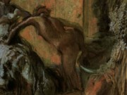 """Эдгар Дега (Edgar Degas), """"After the Bath"""""""