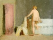 "Эдгар Дега (Edgar Degas), ""Жена короля Лидии Кандавлия"""