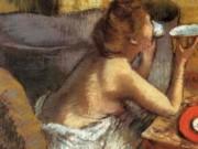 """Эдгар Дега (Edgar Degas), """"Завтрак"""""""