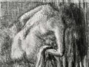"""Эдгар Дега (Edgar Degas), """"После ванны"""" (Drawings)"""