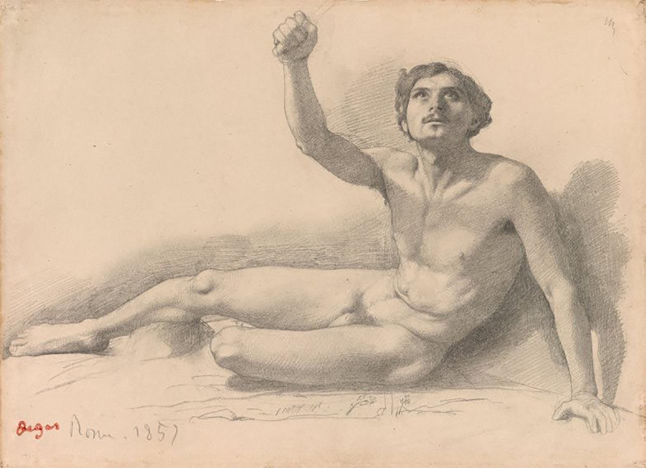 Художница рисует голого мужика, Дочь художница рисует с натуры папин член, сосёт его 21 фотография