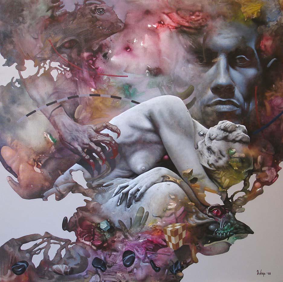 "Драган Илич Ди Вого (Dragan Ilic Di Vogo) ""Guide through The Nothingness"""