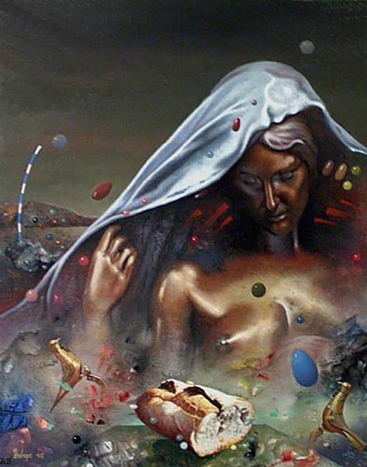 "Драган Илич Ди Вого (Dragan Ilic Di Vogo) ""Under the Veil of Secret"""