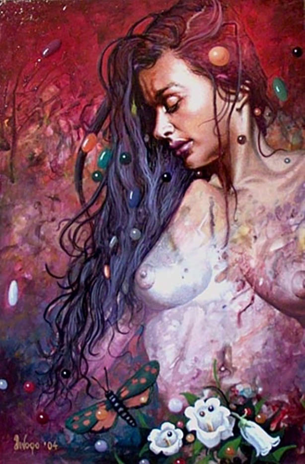 "Драган Илич Ди Вого (Dragan Ilic Di Vogo) ""Body Art"""