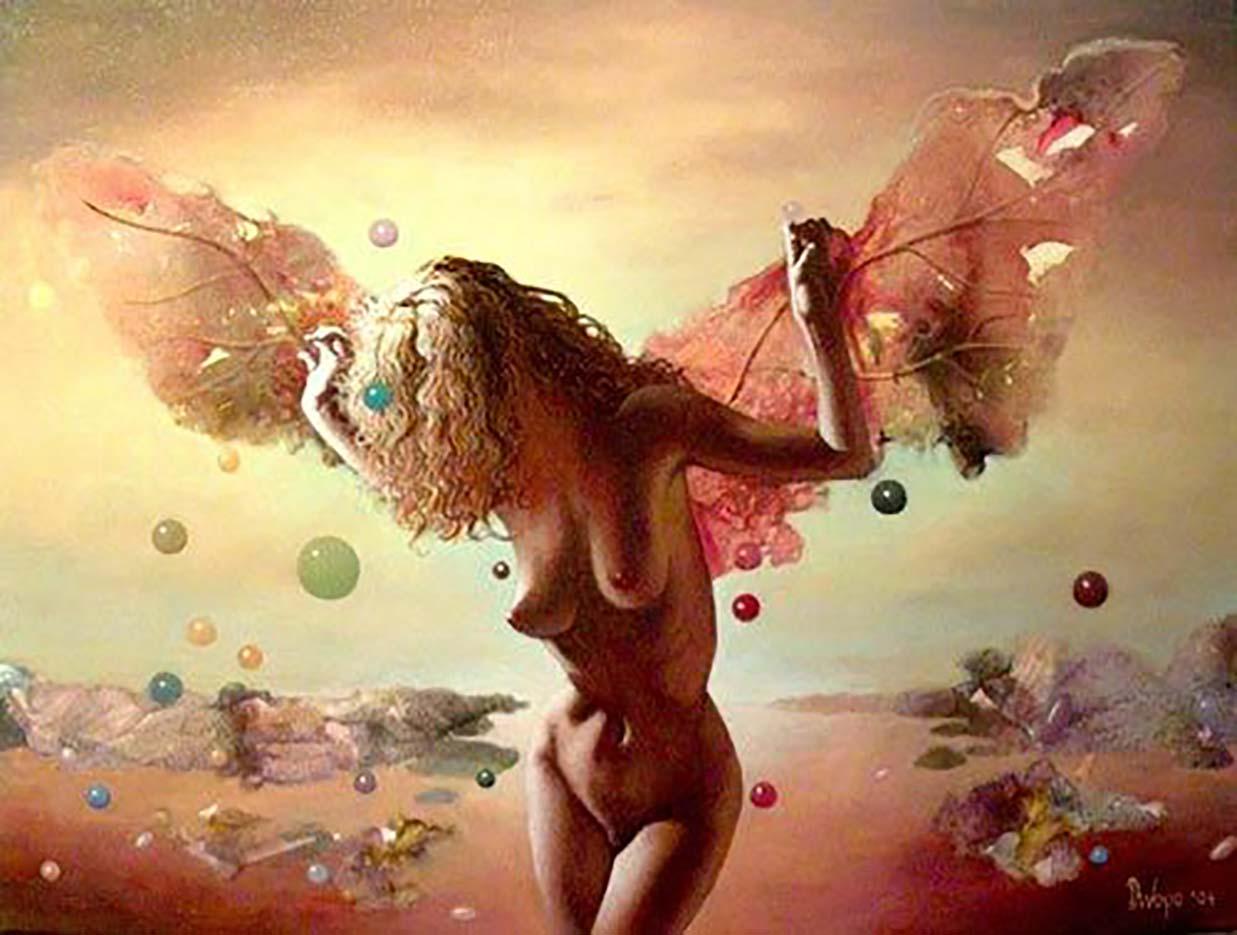 "Драган Илич Ди Вого (Dragan Ilic Di Vogo) ""Awakening of an Angel"""