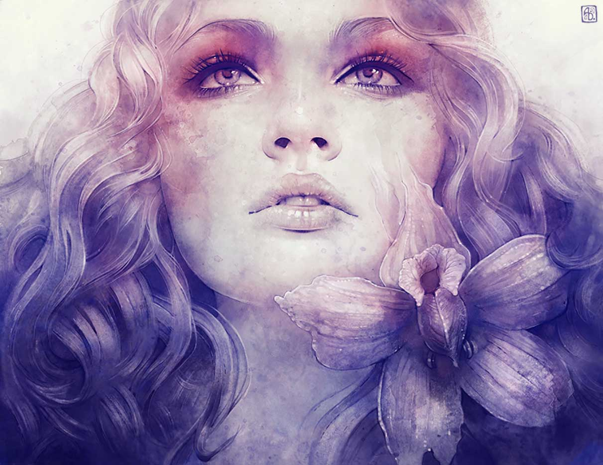 "Анна Диттманн (Anna Dittmann) ""July"""