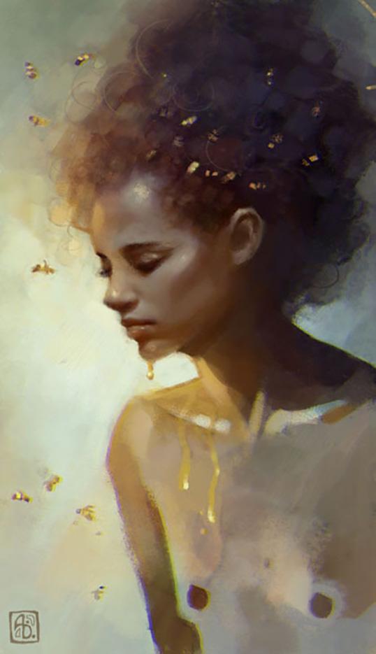 "Анна Диттманн (Anna Dittmann) ""Hive"""