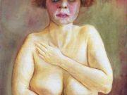 """Отто Дикс (Otto Dix) """"Half-Nude"""""""