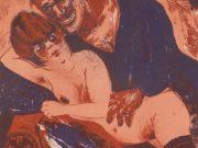 """Отто Дикс (Otto Dix) """"Matrose und Mädchen"""""""
