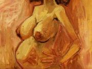 """Отто Дикс (Otto Dix) """"Pregnant Woman"""""""