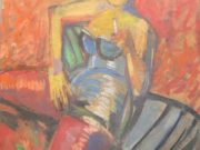 "Отто Дикс (Otto Dix) ""Untitled - 49"""