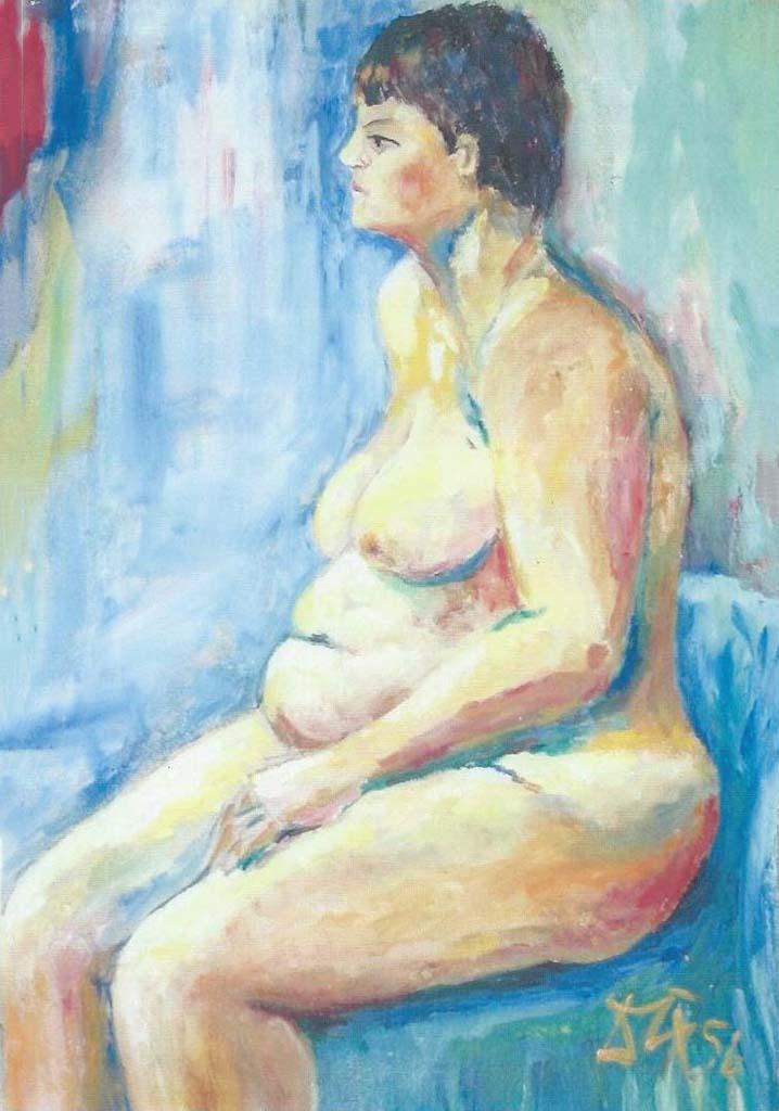 "Отто Дикс (Otto Dix) ""Untitled - 51"""