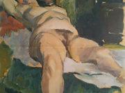 "Отто Дикс (Otto Dix) ""Untitled - 57"""