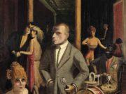 "Отто Дикс (Otto Dix) ""To Beauty (Self-portrait)"""