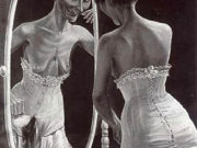 """Отто Дикс (Otto Dix) Drawing """"At The Mirror"""""""