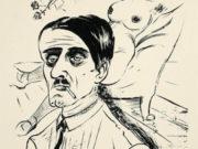 "Отто Дикс (Otto Dix) Drawing ""Louis und Vohse"""