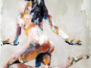 "Томас Дональдсон (Thomas Donaldson) ""Female figure 7-21-18"""