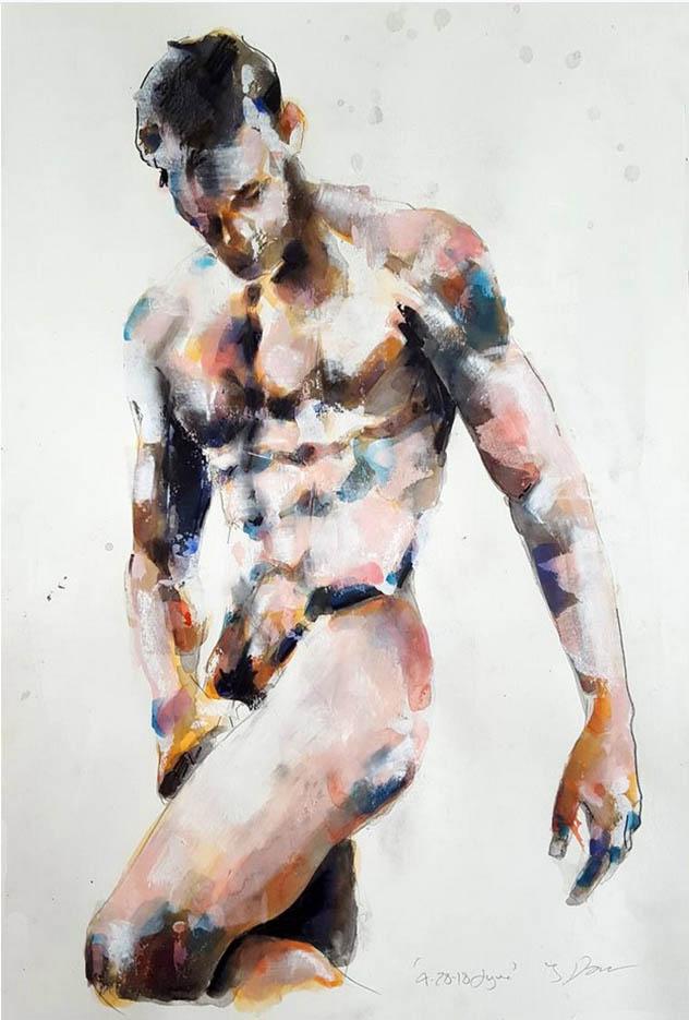 "Томас Дональдсон (Thomas Donaldson) ""Figure 4-28-18"""