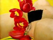 """Вера Донская-Хилько (Vera Donskaya-Khilko), """"Триптих. Знаки препинания"""""""