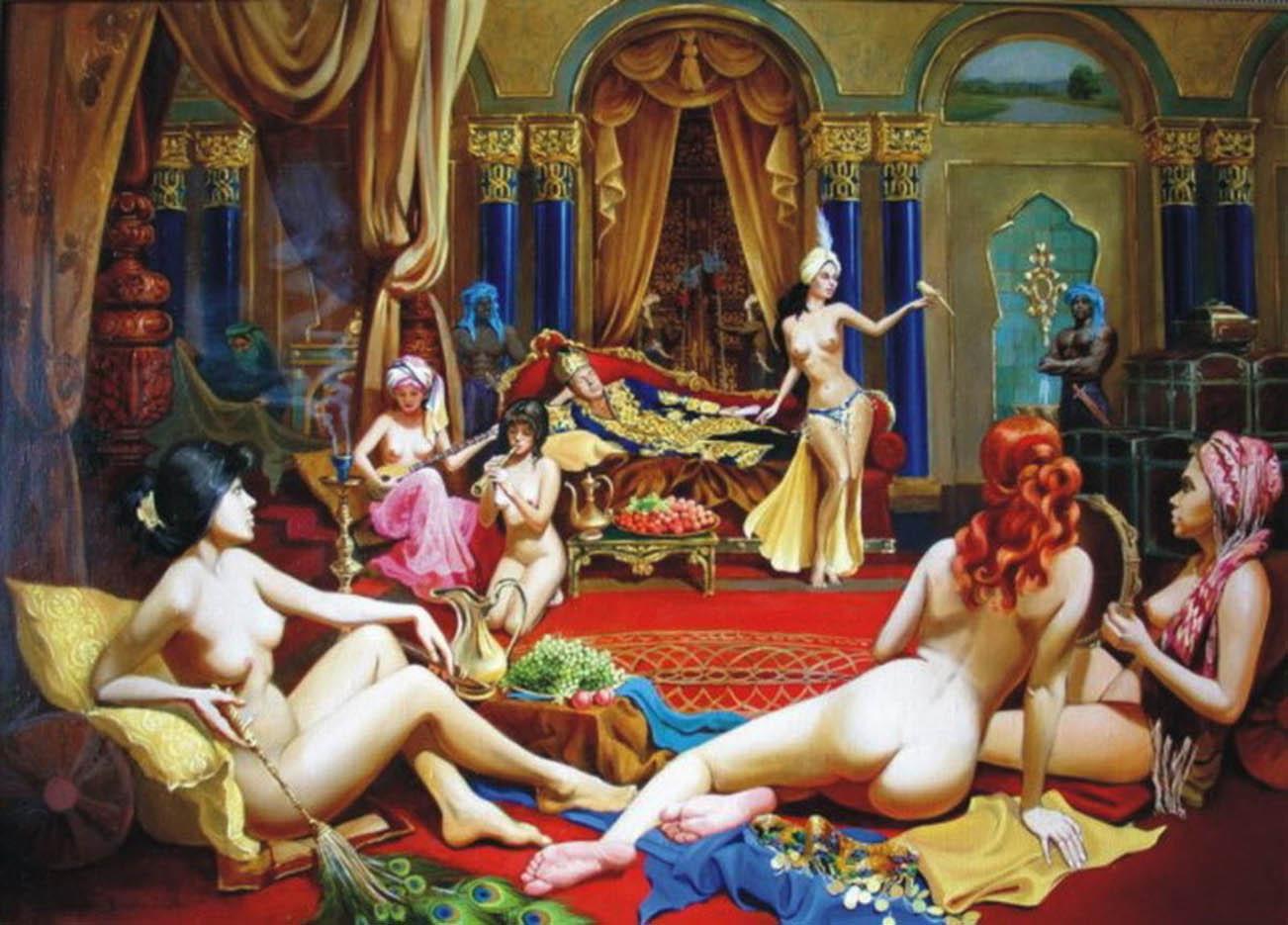 рассказы восточные эротик