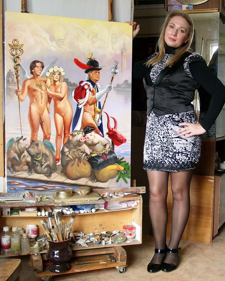 """Вера Донская-Хилько (Vera Donskaya-Khilko), """"Фотография"""""""