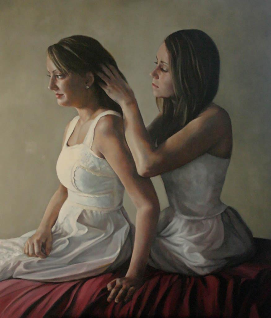 """Кимберли Доу (Kimberly Dow) """"Sisters"""""""