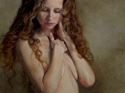 """Кимберли Доу (Kimberly Dow) """"Nude Study III"""""""
