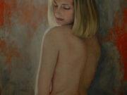 """Кимберли Доу (Kimberly Dow) """"Nude Study IV"""""""