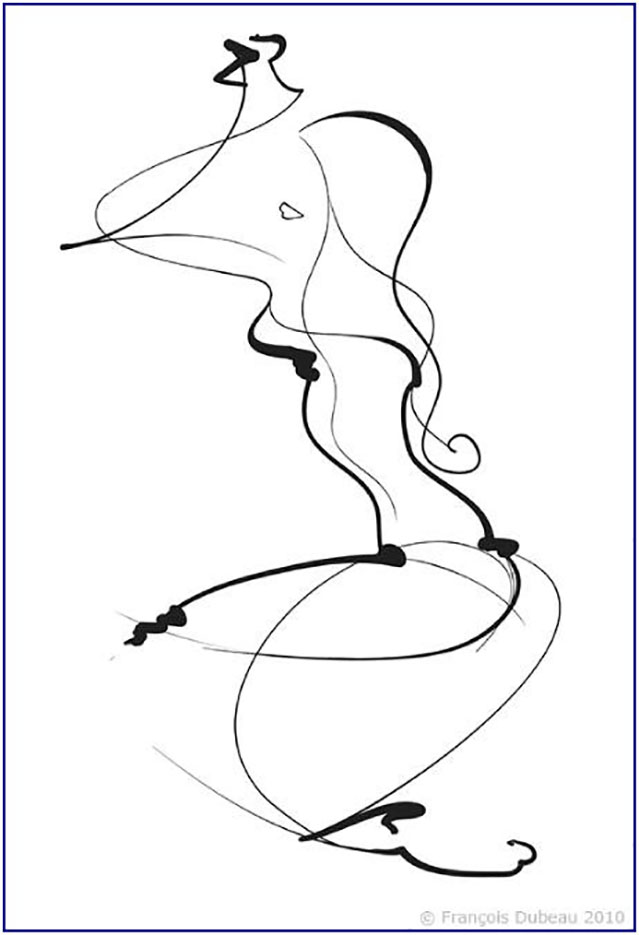 "Франсуа Дабо (Francois Dubeau), ""Adoration"""