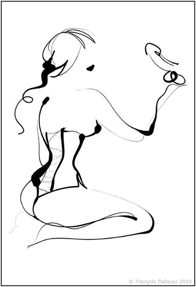 "Франсуа Дабо (Francois Dubeau), ""Envole-toi bel oiseau"""