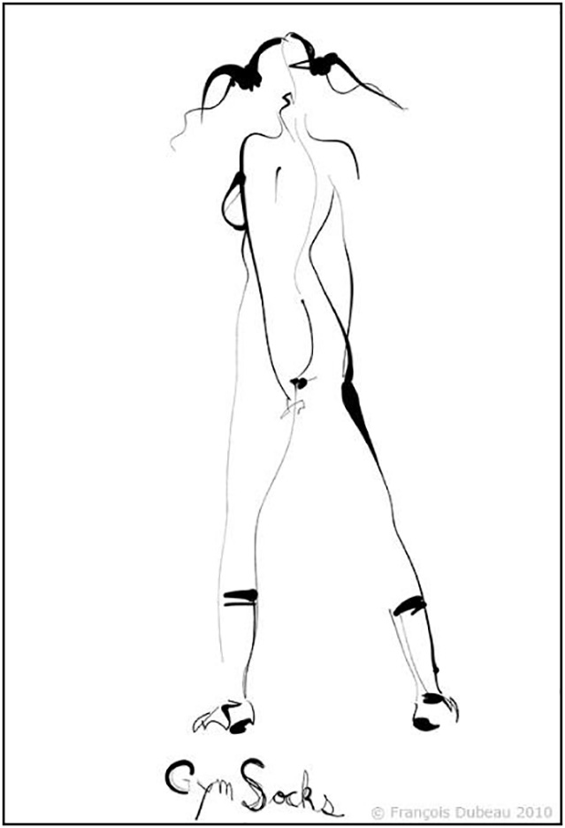 "Франсуа Дабо (Francois Dubeau), ""Gym Socks"""