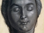 """Альбрехт Дюрер (Albrecht Durer), """"Голова женщины"""""""