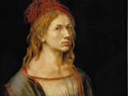 """Альбрехт Дюрер (Albrecht Durer), """"Автопортрет 1493 г."""""""