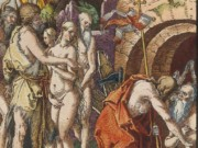 "Альбрехт Дюрер (Albrecht Durer), ""Christ in Limbo"""