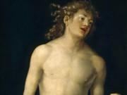 """Альбрехт Дюрер (Albrecht Durer), """"Адам (Диптих)"""""""