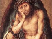 """Альбрехт Дюрер (Albrecht Durer), """"Се, человек"""""""