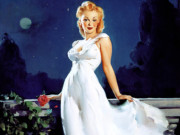 Джил Элвгрен (Gil Elvgren) (Part 1), Dream Girl