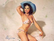 Джил Элвгрен (Gil Elvgren) (Part 1), Just for You