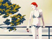 "Малика Фавр (Malika Favre) ""GUCCI summer 2012 postcard"""
