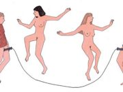 Марион Файоль (Marion Fayolle), Erotic Illustration – 26