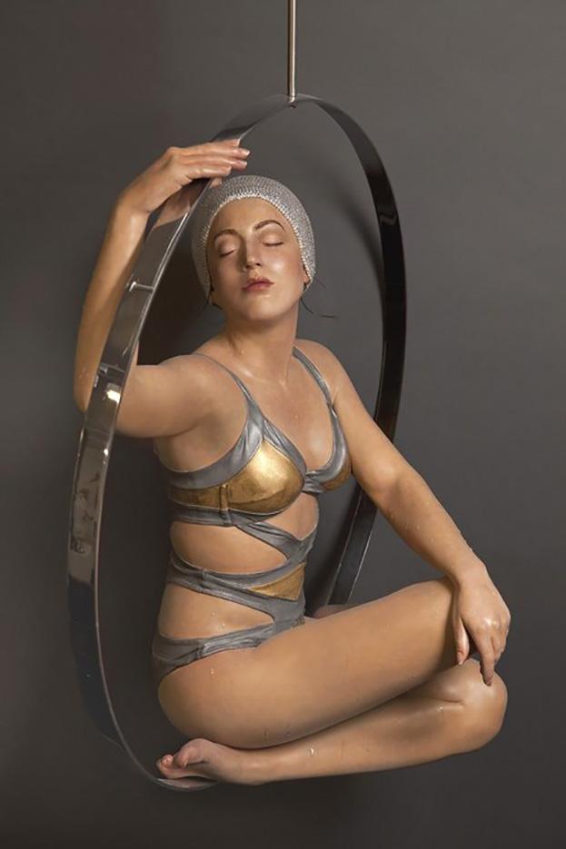 "Кэрол Фейерман (Carole A. Feuerman) ""Infinity"""