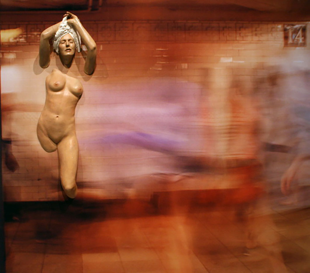 "Кэрол Фейерман (Carole A. Feuerman) ""Untitled - 28"""