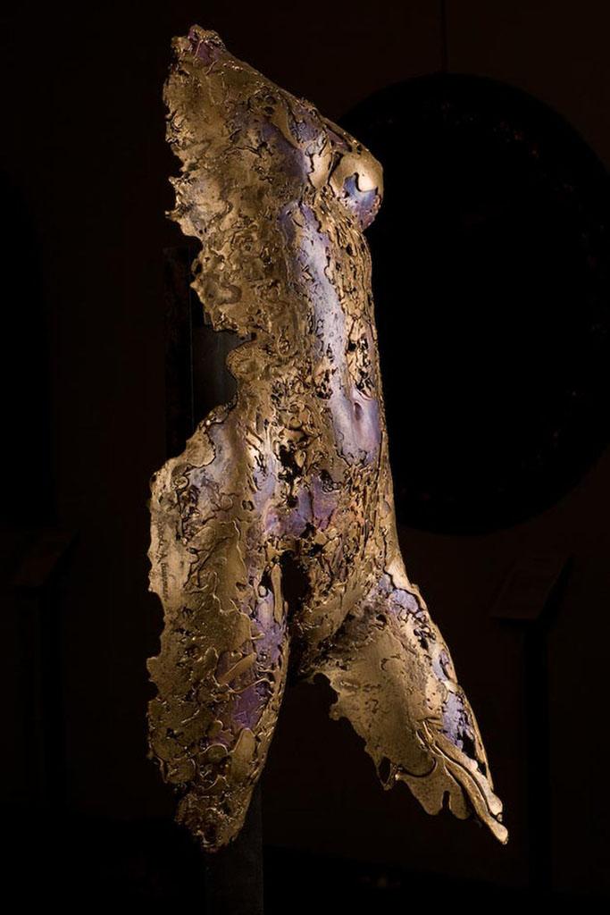 """Кэрол Фейерман (Carole A. Feuerman) """"Venus in Lace"""""""